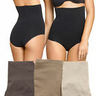 New Yummie Tummie Cameo Firm Control High Waist Shaping Brief Panty YT5 S-3X $36