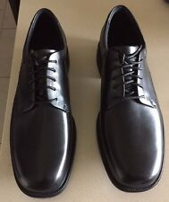 Rockport Men's Margin Oxford Size 12 USA BLACK K71224