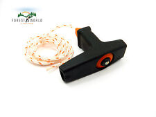 ELASTO starter grip & cord rope 4.5 mm,fits some Stihl chainsaw consaw