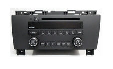 Buick LaCrosse CD MP3 XM ready radio. OEM factory Delco stereo. 15274819 NEW U3L