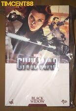 Ready Hot Toys MMS365 Captain America: Civil War Black Widow Scarlett Johansson