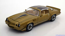 1:18 Greenlight Chevrolet Camaro Z28 1981 goldmetallic