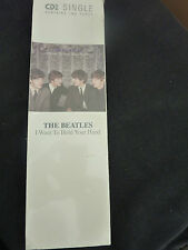 THE BEATLES I WANT TO HOLD YOUR HAND ULTRA RARE SEALED USA LONGBOX CD!