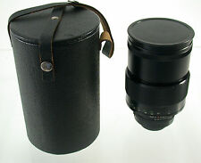 Carl ZEISS Sonnar auto MC 2,8/200 200 200mm F2,8 M42 M-42 fast + top + complete