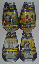 The Batman Shadow Tek Set GC GHOST BATMAN, WILD WING ROBIN, MAN-BAT & METAL HEAD