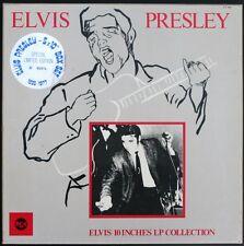 ELVIS PRESLEY Très RARE COFFRET 5 X 10'' 25CM Réédition N° 00974 NEUF / MINT