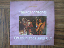 The Rolling Stones - Get Your Leeds Lungs Out