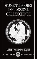WOMEN'S BODIES IN CLASSICAL GREEK SCIENCE - NEW PAPERBACK BOOK