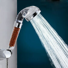 Amazing Shower Head Water-saving Handheld Rain Shower Spray Head Nozzle