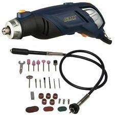 135W ROTARY MINI DRILL MULTI TOOL KIT DREMEL TYPE + 42 ACCESSORIES + FLEXI SHAFT