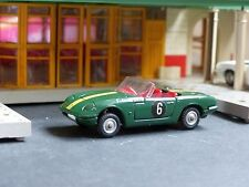Corgi Toys 318 Lotus Elan S2 green with red interior