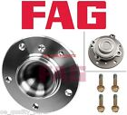 New OEM FAG BMW 1 E81 E82 E87 3 E90 E91 E92 E93 Z4 Front Wheel Bearing + Hub Kit