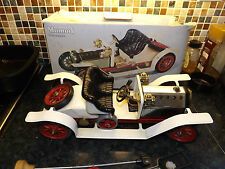 VINTAGE MAMOD STEAM ROADSTER CAR SA1 FIRED ONCE NEAR MINT