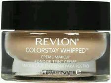 3NEW Revlon ColorStay Whipped Creme Foundation 24hrs. #220.-Nude*Sealed*