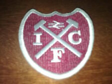Toppa Patch hooligans ICF West Ham/Inter City Firm UK