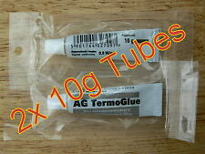2x10g tubes of Thermal Conductive Heatsink, Glue, Adhesive Compound