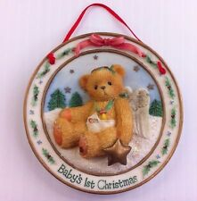 Cherished Teddies - Baby's First Christmas - #176346 - 1996