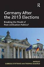 Germany After the 2013 Elections, Gabriele D'Ottavio