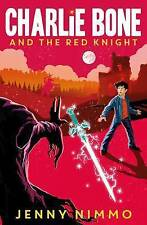 Charlie Bone and the Red Knight, By Jenny Nimmo,in Used but Acceptable condition
