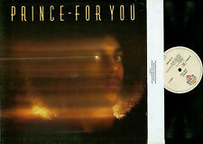 LP-PRINCE // FOR YOU // WBK 56989 GERMANY //OIS