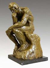 Große MODERN ART Bronze DER DENKER von AUGUSTE RODIN