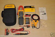 New FLUKE 381 F381 Remote Display True RMS AC/DC Clamp Meter with iFlex