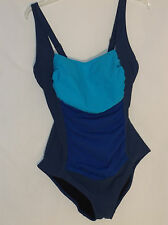 NWT BPC Bon Prix Collection designer one piece swimsuit size 14
