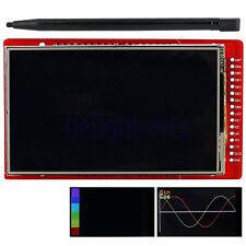 """3.2 """"LCD Touch espansione TFT Scudo con la penna di tocco per Arduino DB"""