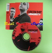 CD singolo GREEN DAY minority GERMANY 2000 REPRISE 9362 44927 2 no vhs dvd(S18)