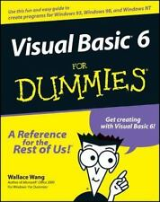 Visual Basic 6 for Dummies (for Windows)