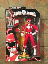 Bandai Saban's Mighty Morphin Power Rangers RED RANGER Legacy Collection Figure