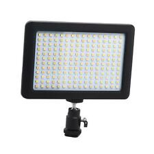 192 LED Video Light Highlight Panel Dimmable 12W 1350LM for DSLR Camera DV