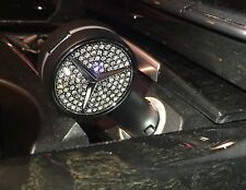 Mercedes USB Car Phone Charger With Swarovski Crystals (Fits All Model & Phone)
