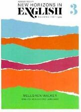New Horizons in English, Book 3