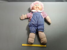 Ancienne poupée en plastique et tissu patouf vintage french antique doll