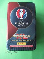 Panini UEFA Euro 2016  Tin  mit  with 10 Booster 1 limited Edition  Motiv 1