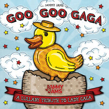 Jammy Jams - Goo Goo Gaga: A Lullaby Tribute To Lady Gaga - CD