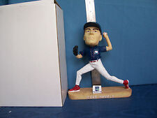 2004 COLE HAMELS FIRST BOBBLEHEAD LAKEWOOD BLUECLAWS SGA PHILADELPHIA PHILLIES