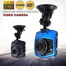 "Car DVR Dash Cam 1080P Full HD 2.4"" TFT GT300 G-sensor Video Camera Recorder"