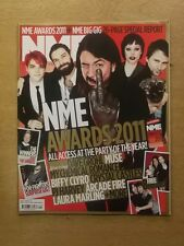 NME MARCH 5 2011 FOO FIGHTERS MUSE MY CHEMICAL ROMANCE BIFFY CLYRO DAVE GROHL