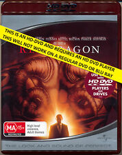 RED DRAGON Anthony Hopkins Harvey Keitel   HD DVD  Flat Rate Tracked Post