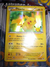 POKEMON (◕‿◕✿) PIKACHU PROMO 20TH ANNIVERSARY FRENCH SEALED '16 TOYRUS HOLO MINT