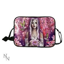 SIDE BAG MESSENGER ELORAS ENCHANTMENT GOTHIC MYSTICAL FEMALE NEW NEMESIS NOW