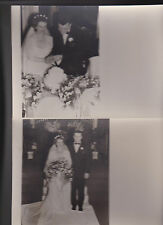 Wedding Photos 1947 Charles Tuttle & Lois Tompkins Rochester NY