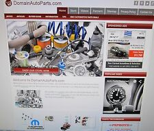 domainautoparts.com website and domain for sale