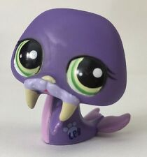 LPS Littlest Pet Shop SPECIAL EDITION Purple WALRUS #1511*