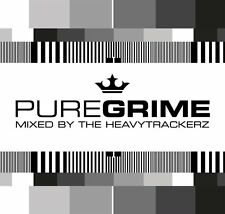 PURE GRIME: MIXED BY HEAVYTRACKERZ - NEW CD COMPILATION