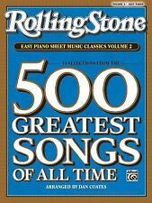 Rolling Stone Magazine Sheet Music Classics, Volume 2: 34 Selections from the 50