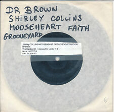"COMPIL 33 TOURS 7"" PROMO DR BROWN SHIRLEY COLLINS MOOSEHEART GROOVEYARD"
