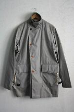 Rare Paul Smith Blue Grey Waterproof Windstopper Rain Coat PSJ9 Jacket Size L